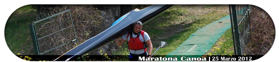 maratona canoa