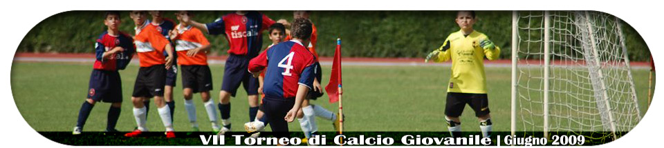 torneo giovanile 2009