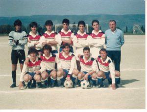 1984-1985 Campioni dell'Under 19